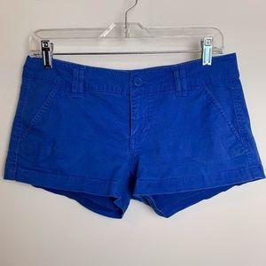 Anchor Blue Blue Shorts